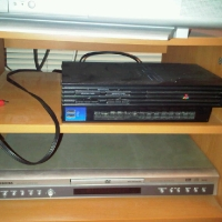Video CD, CD, DVD Player and PS2