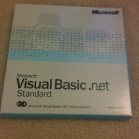 Original Visual Basic .net Never installed